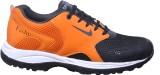 Fashy Canvas Shoes (Orange)