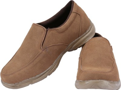 The Diafoot Brown Outdoors Shoes