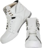 Stylish Step Dancing Shoes (White)