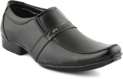Kohinoor Black Slip On