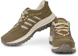 Fitcolus Running Shoes (Brown)