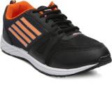 Combit Running Shoes (Black, Orange)