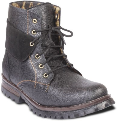 TEN Stylish And Elegant Boots(Black)