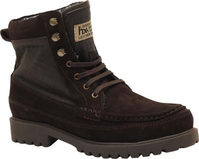 HX London Oval Boots