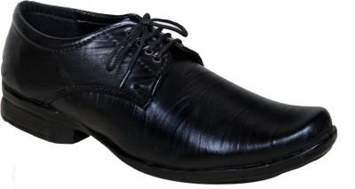 Sukun ForPD_005_Bk Lace Up Shoes
