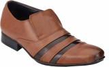 Brown Sugar Party Wear Shoes (Beige)