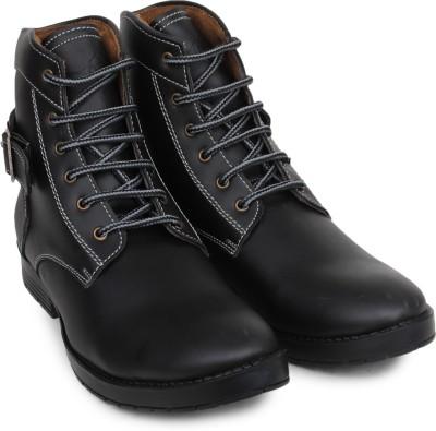 Twee broer 622-black Boots