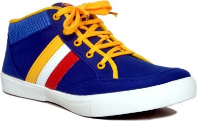 Stylox Denim Casual Shoes