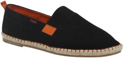 Zobello Solid Spanish Espadrilles Casual Shoes
