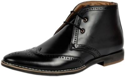 Sutoris Stylish Brogue Party Wear Shoes