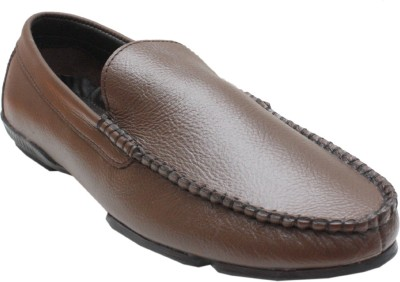 Sharon Mens Loafers(Brown)