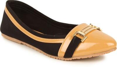 Lovely Chick Lovely Chick Beige Women Casual Ballerinas 5039-Beige Casual Shoe