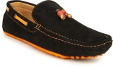 Kosher Extra Comfart Loafers (Black)