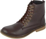 Zohran Brown Boots (Brown)