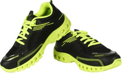 Vivaan Footwear Black-166 Running Shoes