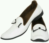 Demyra Loafers (White)