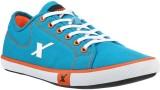 Sparx Sneakers (Blue, Orange)