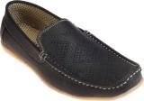 Kolapuri Center Loafers (Black)