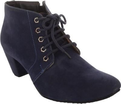 Exotique EL0040 Boots(Blue)