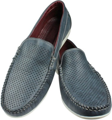 My Look 2101-Blue Loafers