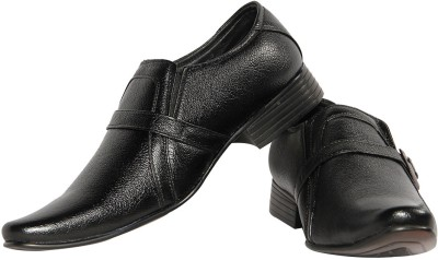 Swagger Leather Slip On