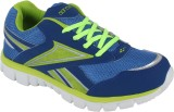 Adreno Sports 2 Running Shoes (Blue, Gre...