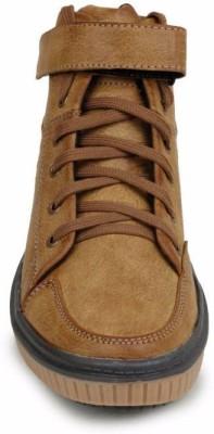M-Toes M- Toes MT1024 Tan Men Casual Shoes
