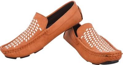 Kali Re1053Orange Loafers