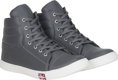 Kraasa Rocking Sneakers, Boots, Dancing Shoes(Grey)