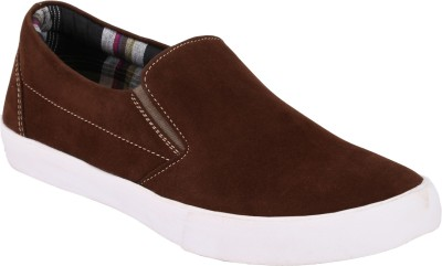 mgz mgz brown canvas Canvas Shoes