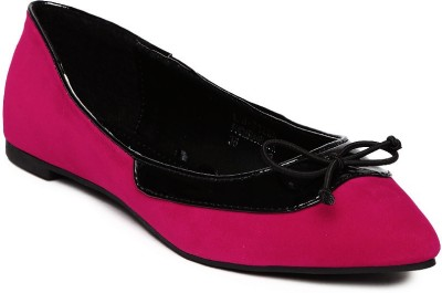 Dressberry Bellies(Pink) at flipkart