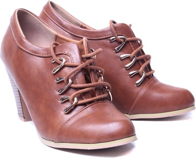 Ruby Panel Ankle Boots