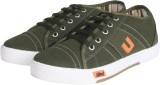 Unistar 5004 Canvas Shoes (Green)