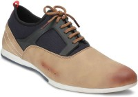 CoolSwagg Stylish Mens Tan Casuals
