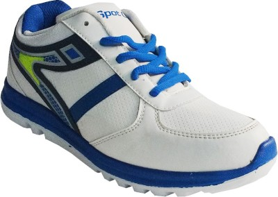 Spot On FKSP-E-227-WHT-RBLU Running Shoes