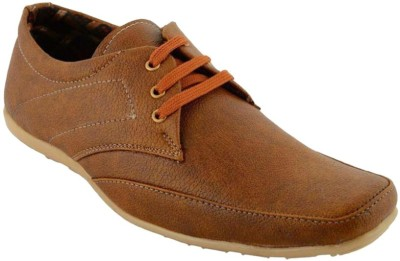 Five S Brown Shoes Party Wear