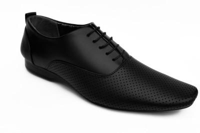 M & M M & M Black Formal Shoes Casual Shoe