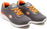 Lancer Lancer Cube-30 Running Shoe Running Shoes (Grey, Orange)