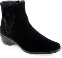 Shuz Touch Boots(Black)