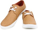 Inure Lace Up (Tan)