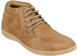 Stylish Step Casual Shoes (Beige)