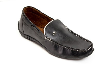 Nuke Black Loafers Loafers