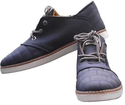 StyleToss Blue Chukka Casual Shoes