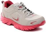 Micato Bike Running Shoes (Grey, Red)