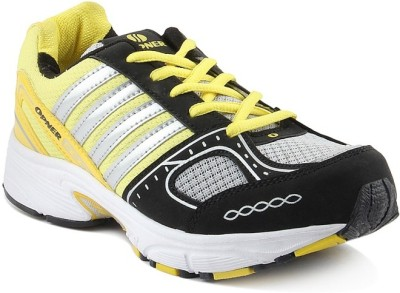Kohinoor Yellow Running Shoes