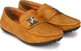 Imcolus Loafers (Tan)