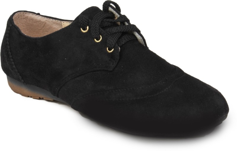 Stylistry Maxis Women's Casual Shoes(Black)