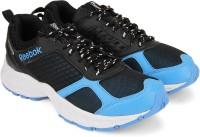 Reebok Sporty Run Lp Running Shoes(Black, Blue)