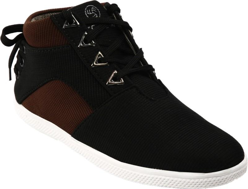 Bacca Bucci Black Sneakers