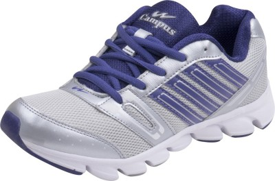 Campus Berlin Running Shoes(Silver)